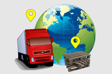 portale geolocalizzazione merci pallet