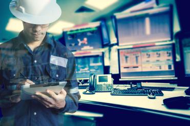 portale monitoraggio industriale