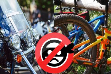 portale no ladri bici moto auto